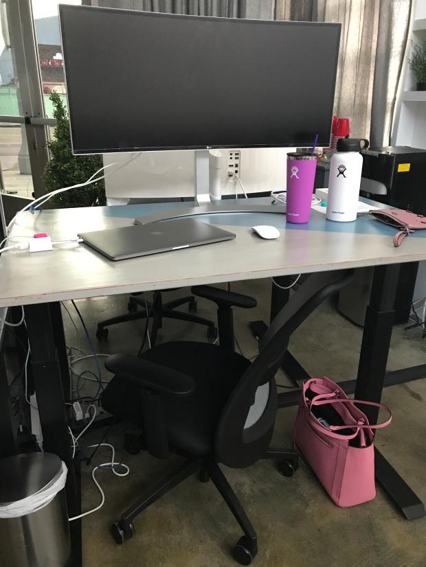 Standing Desk In-Office