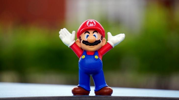 Super Mario video games