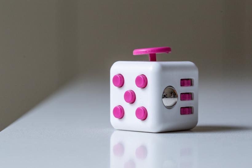 The Fidget Cube